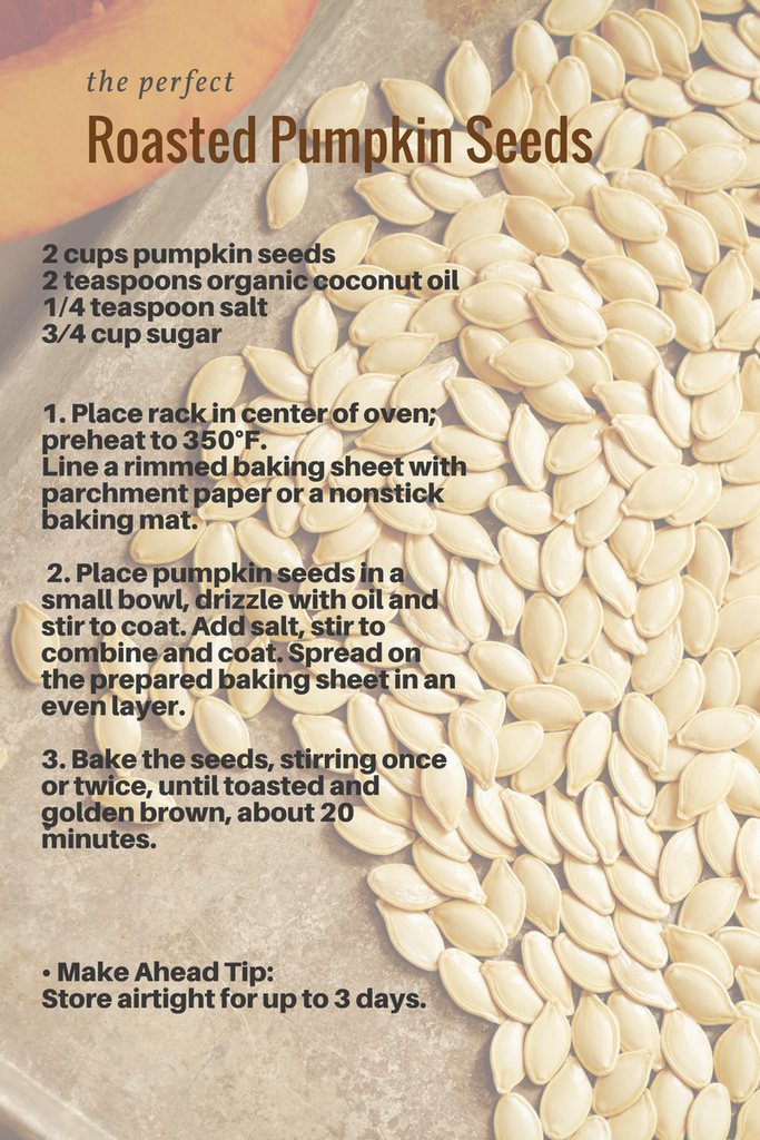 Got Pumpkins?  Make Roasted Pumpkin Seeds!