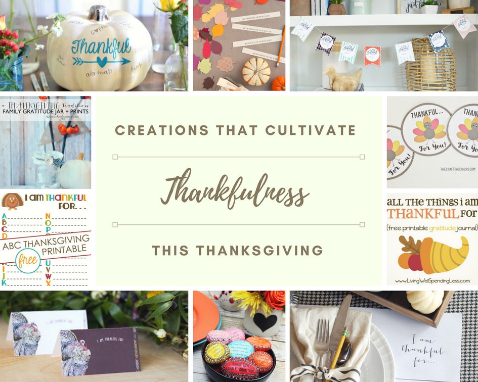 10 Simple Craft Activities to Inspire Gratitude This Thanksgiving
