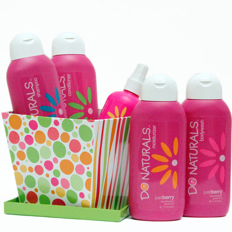 DO Naturals Just Berry Gift Set