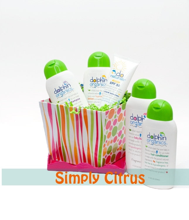 Simply Citrus Gift Set