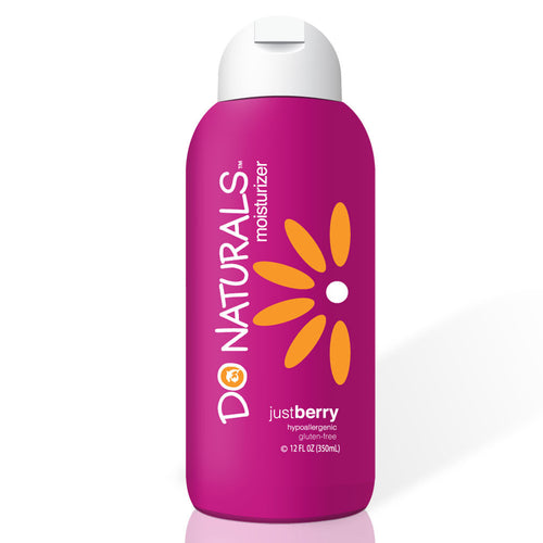 DO Naturals Moisturizer - Just Berry 12oz