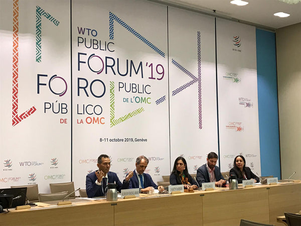 Inclusive Trade at the WTO Public Forum, 8-11 October
