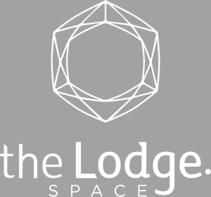 the lodge.space logo