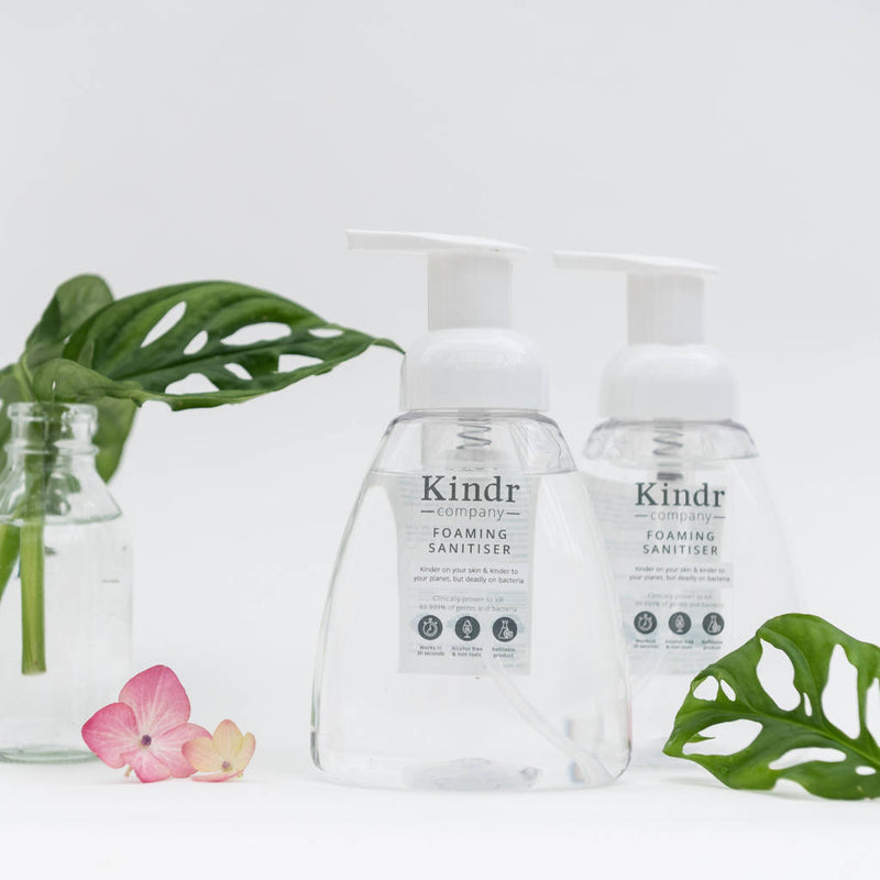 300ml Kindr Foaming Hand Sanitiser - [product-type] - Inclusive Trade