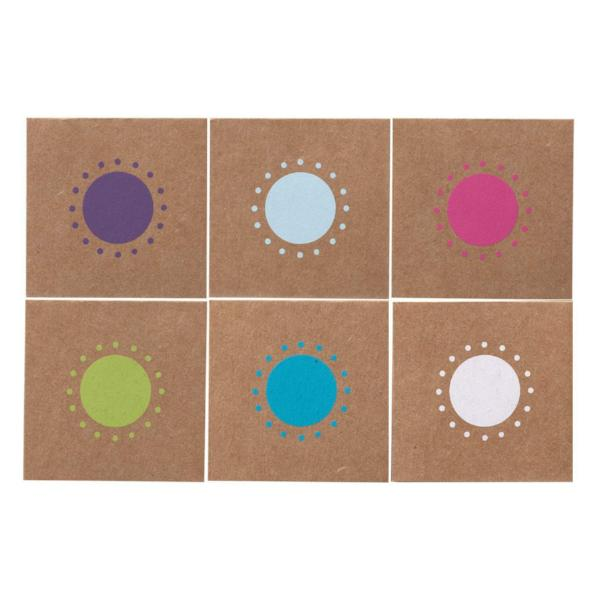 Sasha Fall Design Mini Card and Envelope Note Set (Set of 12) - [product-type] - Inclusive Trade