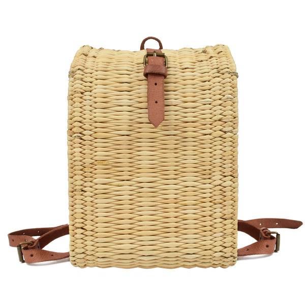 Rattan Backpack - [product-type] - Inclusive Trade