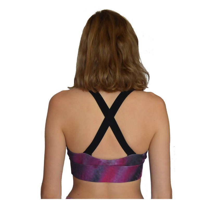Flower Antlers Sports Bra - [product-type] - Inclusive Trade