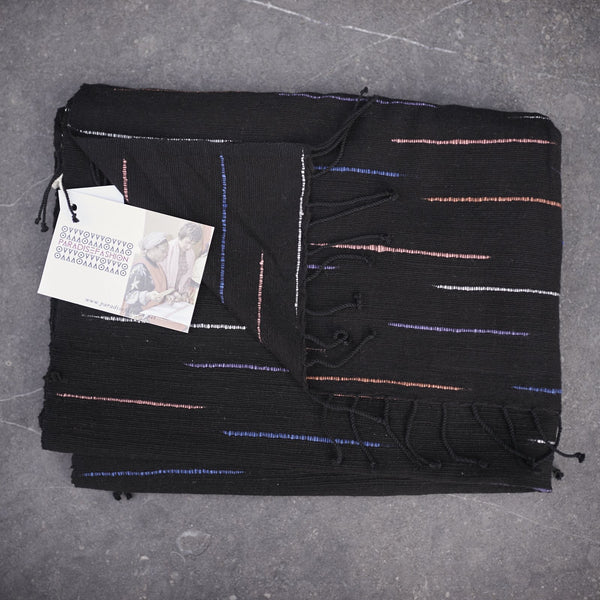 Handwoven cotton scarves from Ethiopia - Specs of Colour - [product-type] - Inclusive Trade