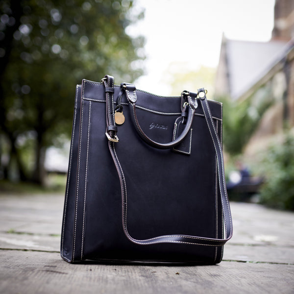The Hurley - Black Bag - [product-type] - Inclusive Trade