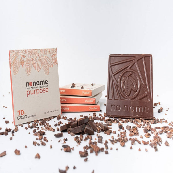 Chocolate 70% cocoa - Colombian Chocolate bar - 100% natural