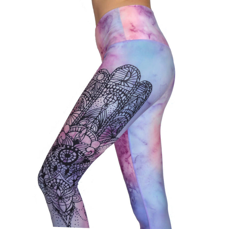 Sky is The Limit Yoga Leggings - [product-type] - Inclusive Trade