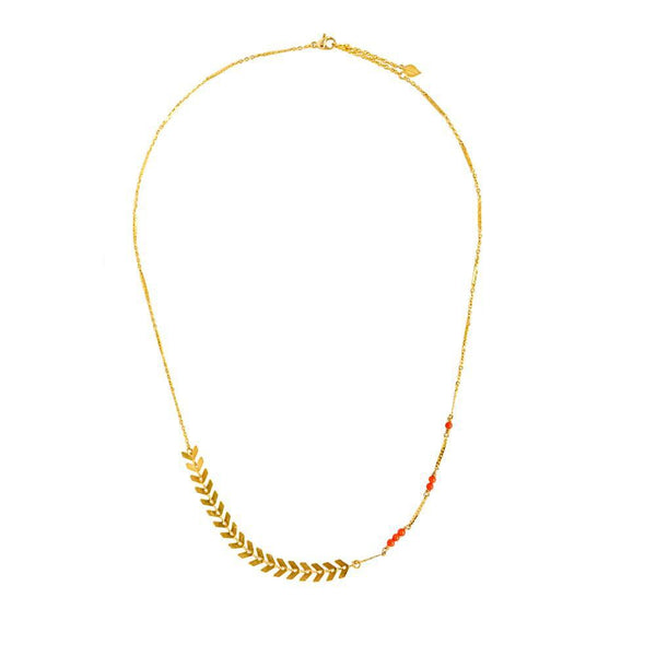 Desert wild flower necklace - [product-type] - Inclusive Trade