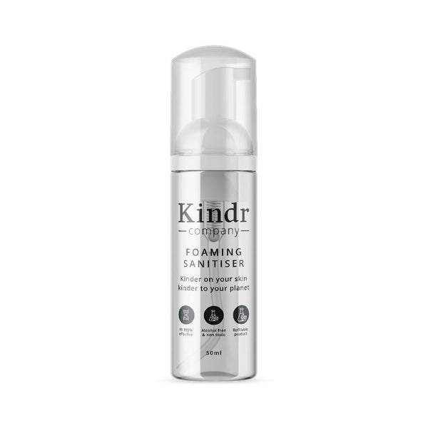 50ml Kindr Foaming Hand Sanitiser