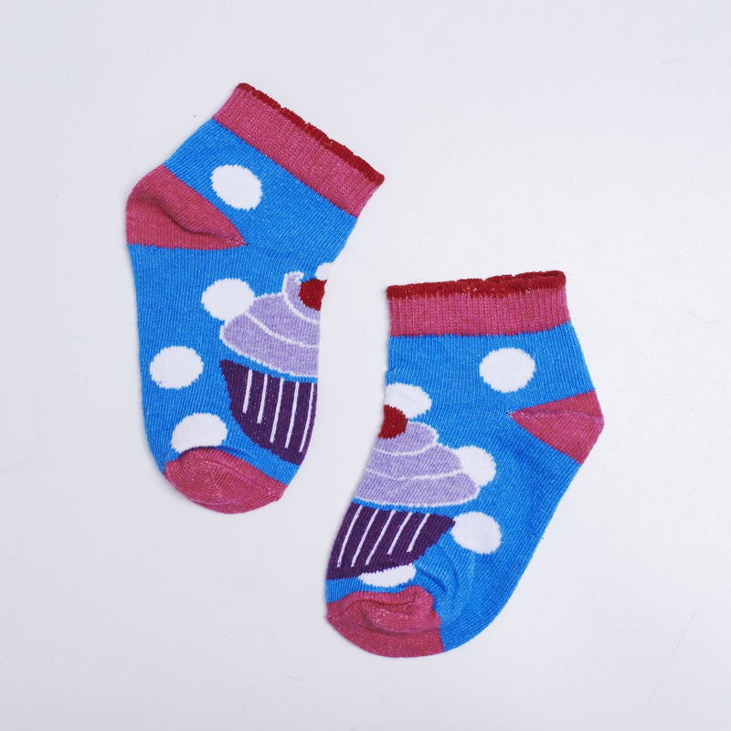 2 Pairs of Socks - Sweet Treats - [product-type] - Inclusive Trade