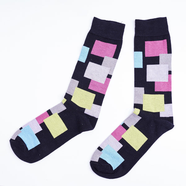 Dress Socks - Checkmate - [product-type] - Inclusive Trade