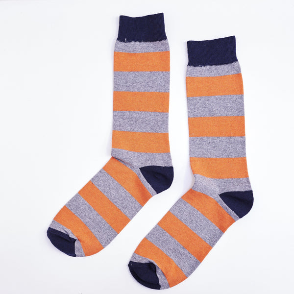 Dress Socks - Recycled line - Oranges - [product-type] - Inclusive Trade