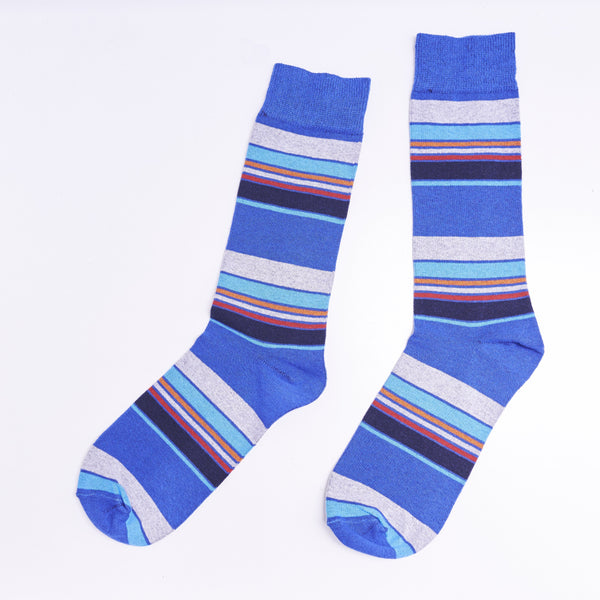 Dress Socks - Recycled line - Pick a Blue - [product-type] - Inclusive Trade