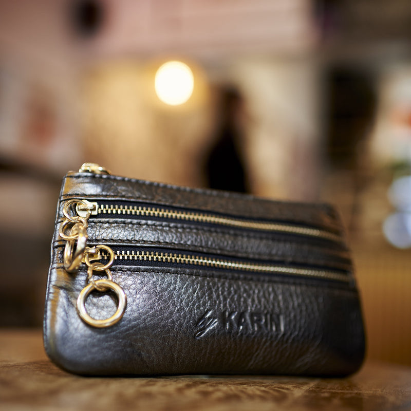 The Carrington - Leather wallet - [product-type] - Inclusive Trade