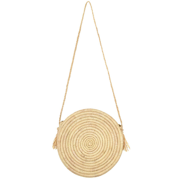 Raffia Cross-Body Bag - [product-type] - Inclusive Trade