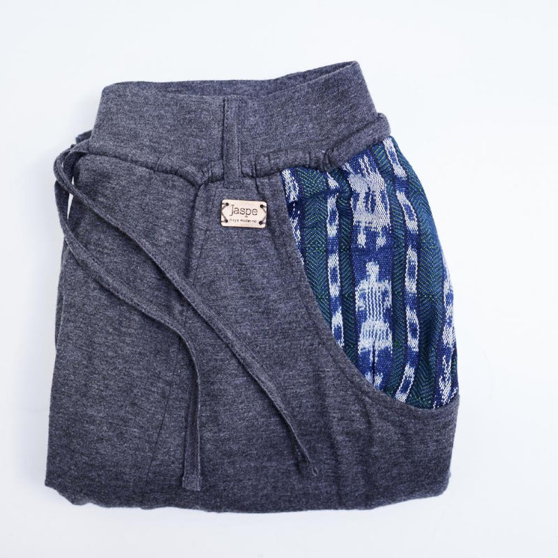 Camden Joggers - Loungewear with Vintage Detail -  Blue/Green - [product-type] - Inclusive Trade