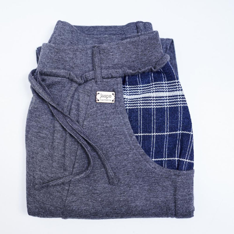 Camden Joggers - Loungewear with Vintage Detail- Navy - [product-type] - Inclusive Trade