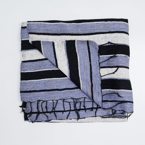 Kembata Scarf - Violet Slate - [product-type] - Inclusive Trade