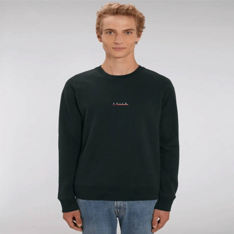 CHILE | FLAGLINE™ | MEN'S SWEATSHIRT. - [product-type] - Inclusive Trade