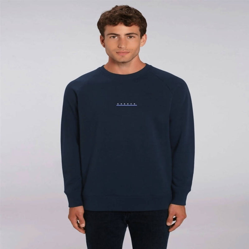 GREECE | FLAGLINE™ | MEN'S SWEATSHIRT. - [product-type] - Inclusive Trade