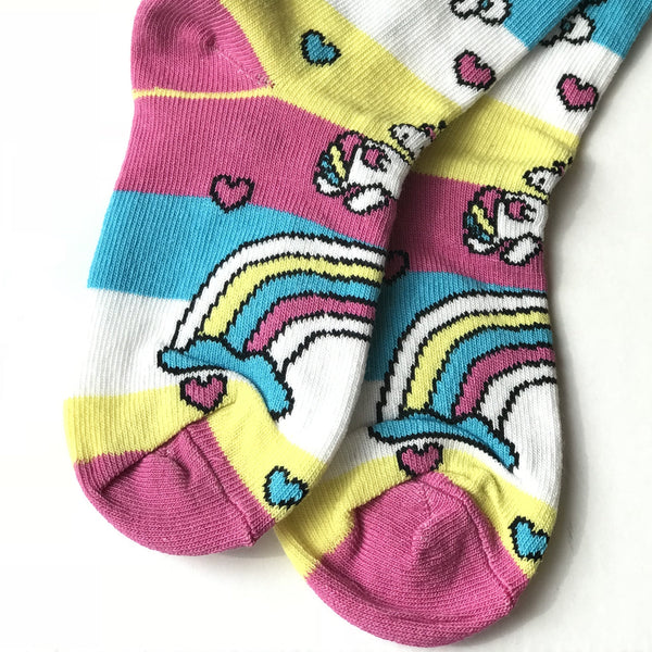 Fun socks - Unicorn - [product-type] - Inclusive Trade