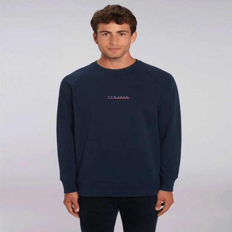 NEW YORK | FLAGLINE™ | MEN'S SWEATSHIRT. - [product-type] - Inclusive Trade