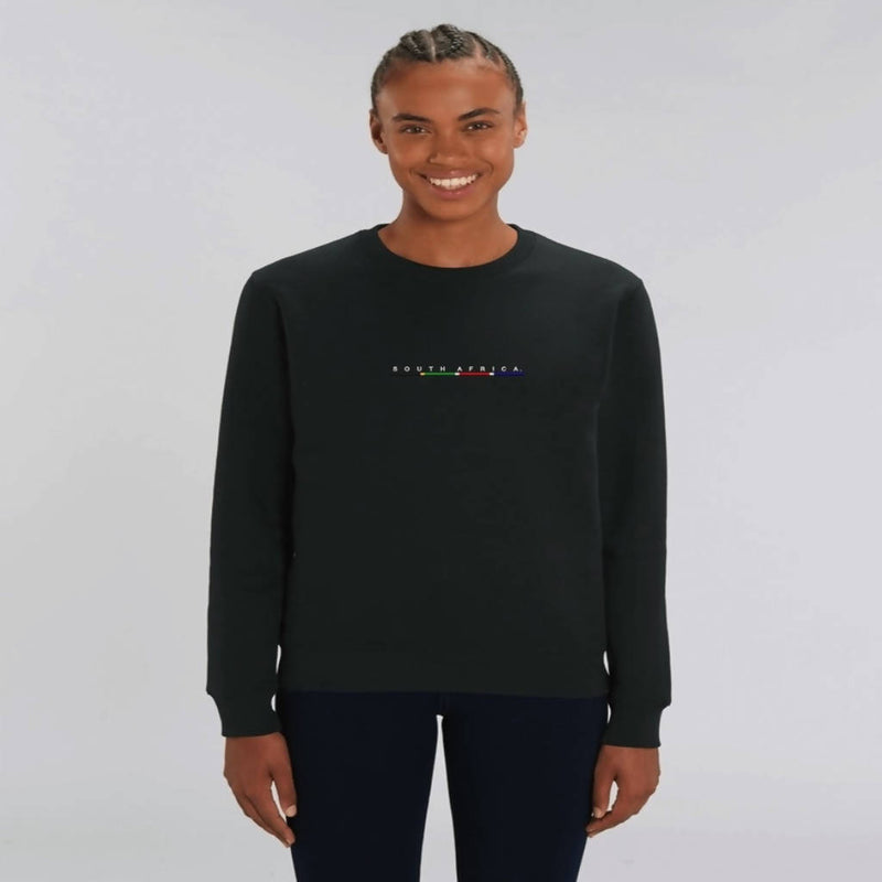 SOUTH AFRICA | FLAGLINE™ | UNISEX SWEATSHIRT. - [product-type] - Inclusive Trade