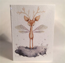 Small greeting card