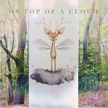 On top of a cloud - Plakat