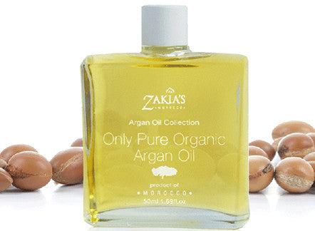 PURE ORGANIC ARGAN OIL - THE WONDERS AND BENEFITS