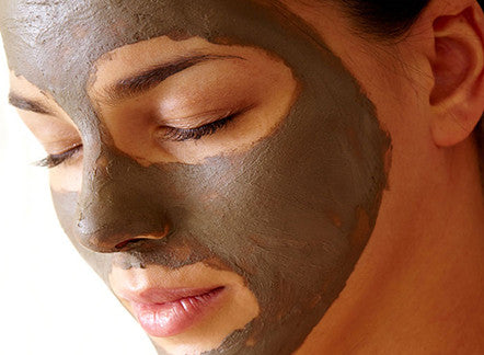 How to use Moroccan Ghassoul Clay Mask
