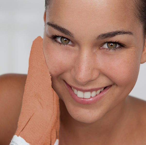 Kessa Orginal Exfoliating Glove - Rough & Smooth