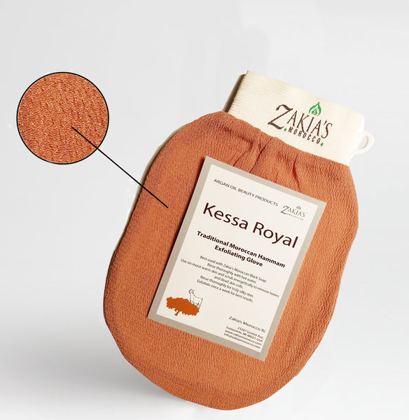 Kessa Exfoliating Mitt - Rough & Smooth
