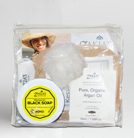Hammam Home Spa Gift Set - Vanilla