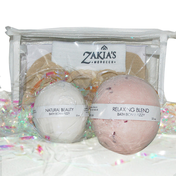 Bath Bombe Fizzies - 8 Fun and Fizzy fragrance