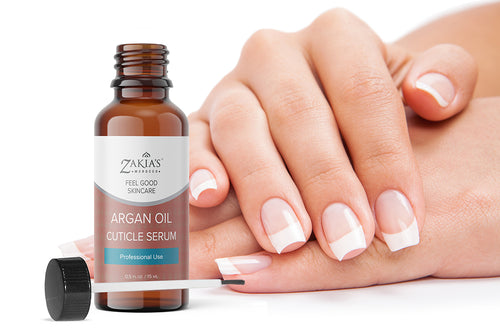 Argan Oil Nail and Cuticle Serum