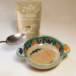 "Ghassoul ""Rhassoul"" Clay Mask  - Original - 8 oz"