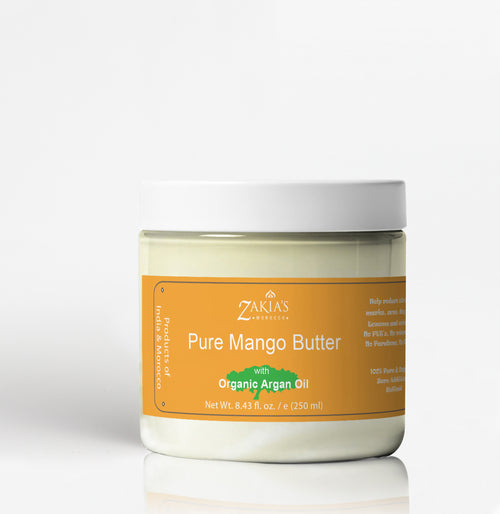 Mango Butter with Argan Oil