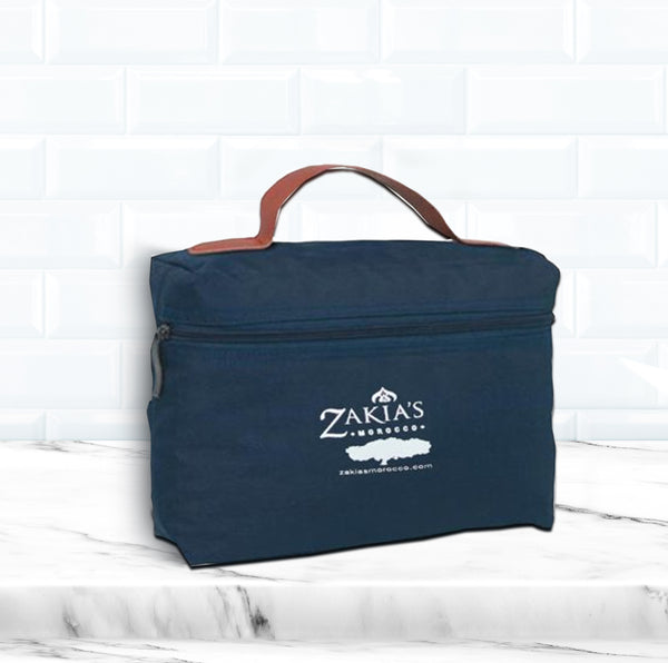 Signature Toiletry Bag - Blue
