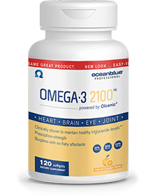 Omega-3 2100 120ct - 3 Month Subscription - Button Test