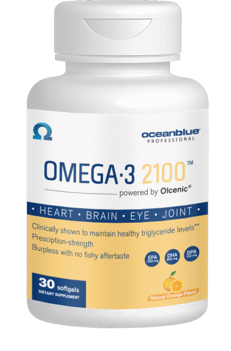 Omega-3 2100 30ct - 3 Month Subscription