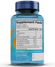 Omega-3 Minicaps with Vitamin D3