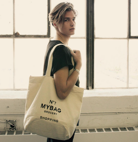 Bag-all Man Tote