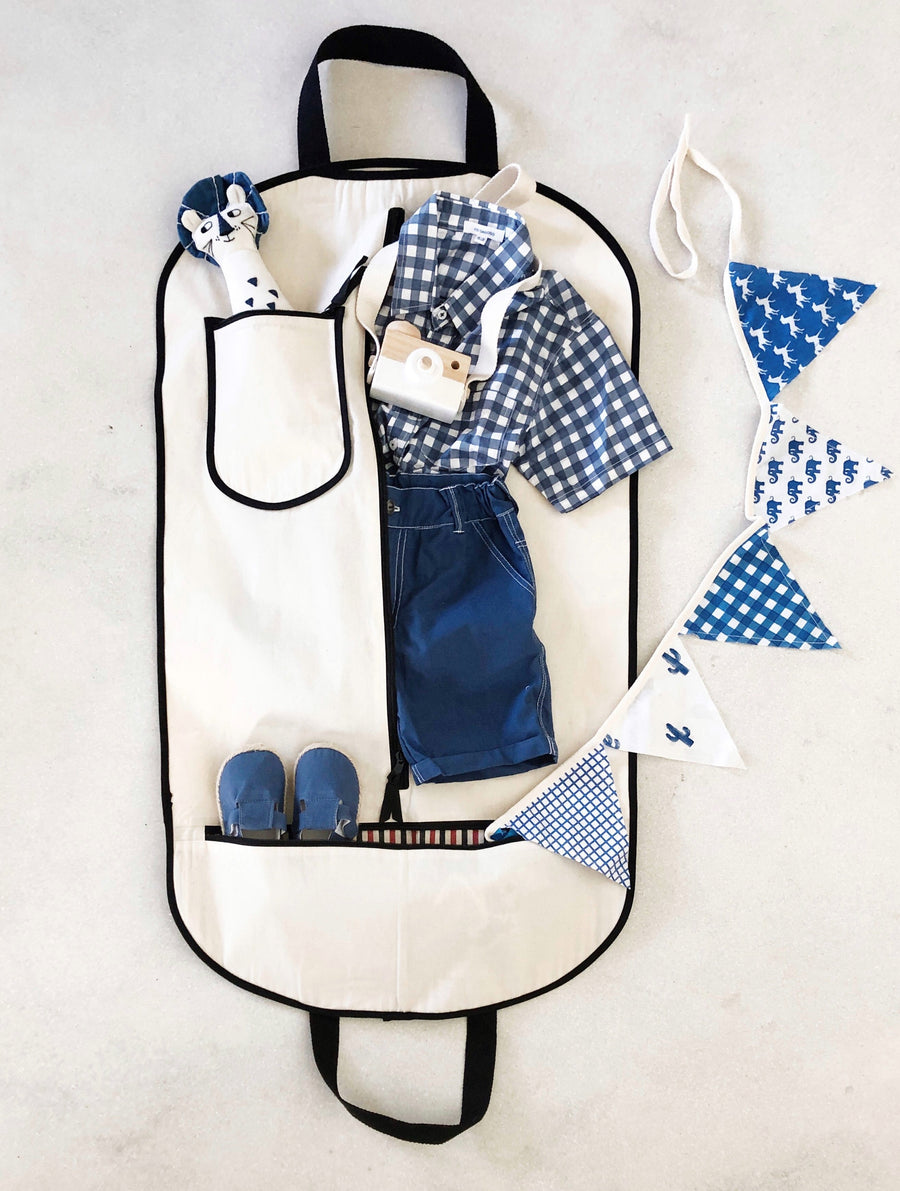 Kids Garment Bag Boy - Bag-all Europe