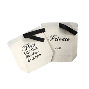 Purse Organizer 2-pack