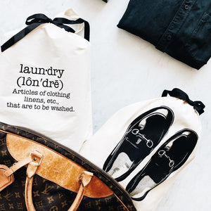Loafers Shoe Bag, laundry bag